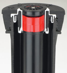 pro-spray szórófejház metszet